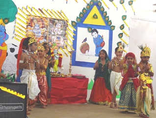 Gokulashtami Celebration